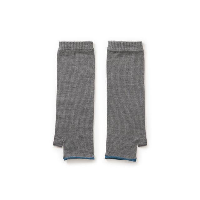 紫外線しっかりカット絹のアームカバー ショート丈