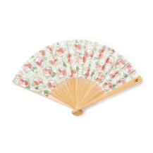 袋がいらないかや織扇子 金鳥の夏日本の夏