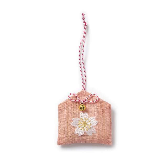 桜のお守り香
