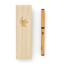 筆ペン(花喰鳥)