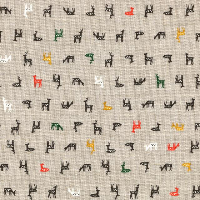 三角ペンケース 小紋