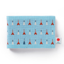 日本市小紋 カードホルダー タワー【ご当地ものセール】