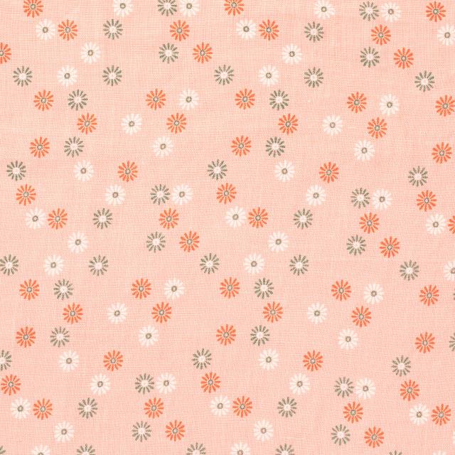 定期入れ 小紋 菊苺