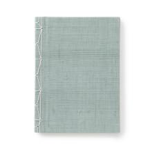 手織り麻の和綴じ御朱印帳