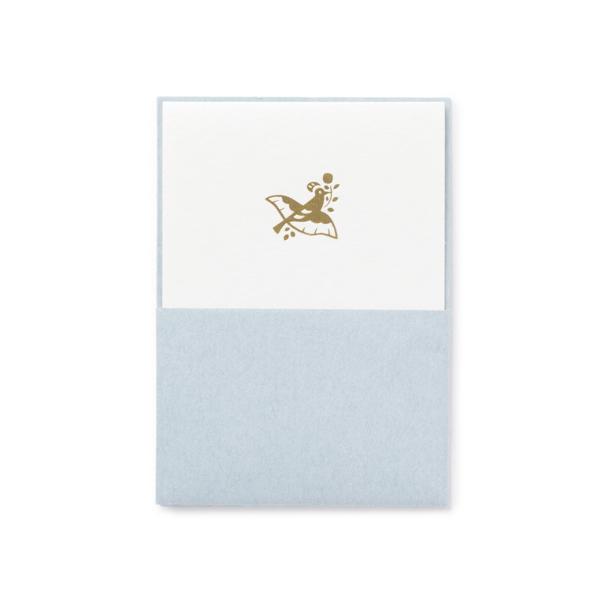 正倉院文様のメッセージカード