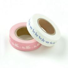 マスキングテープ 鹿 紫桃【お手頃価格】【会員限定蔵出市対象商品】