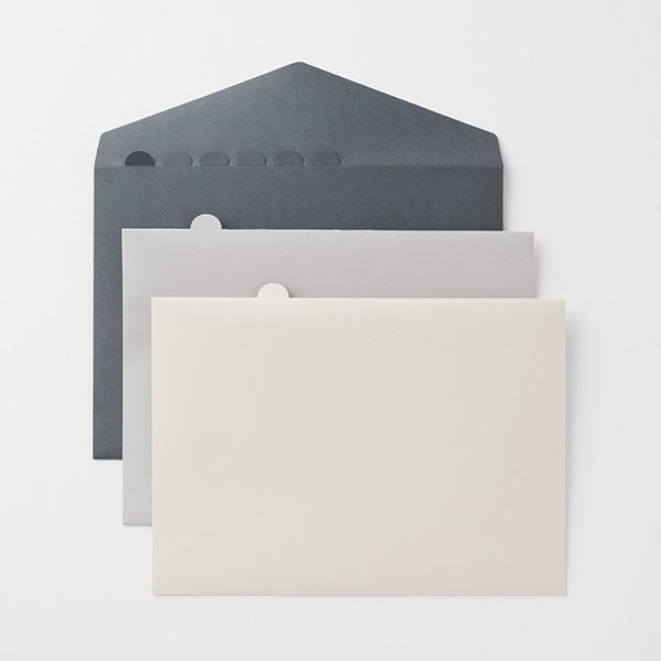 大成紙器製作所 INDEX ENVELOPE 3色セット