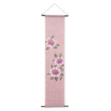 タペストリー 花景色 額紫陽花
