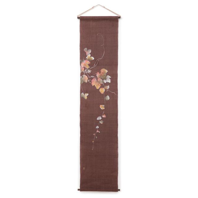 タペストリー 花景色 蔦