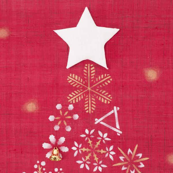 オーナメントタペストリー クリスマスツリー