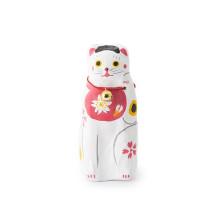 張子飾り 春を招く猫