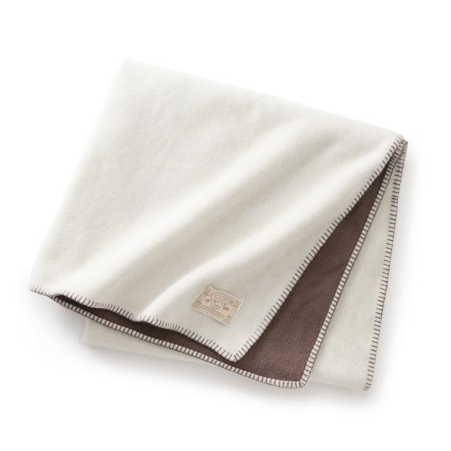 泉大津の2重織毛布