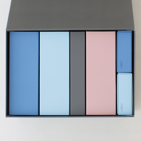 THE STORAGE BOX A4Wサイズ BLACK