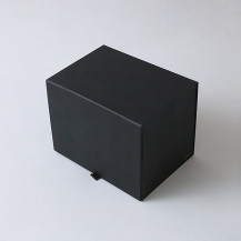 THE STORAGE BOX A4Fサイズ BLACK