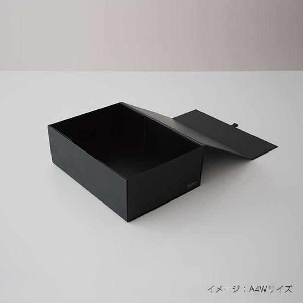 THE STORAGE BOX A3Fサイズ NIGHT GRAY