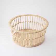 ツルヤ商店 hairu 脱衣かご Round-180