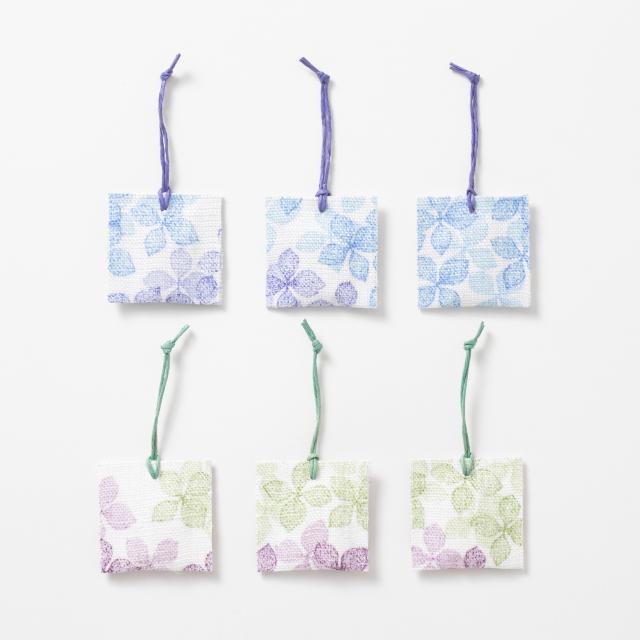 文香 紫陽花