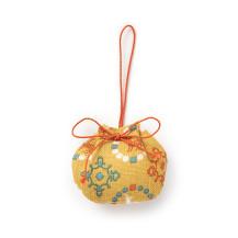 日本市宝物紋 香袋 連珠文の鹿【ご当地ものセール】