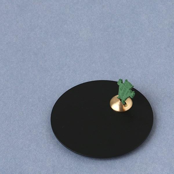 薫玉堂 観月の香皿