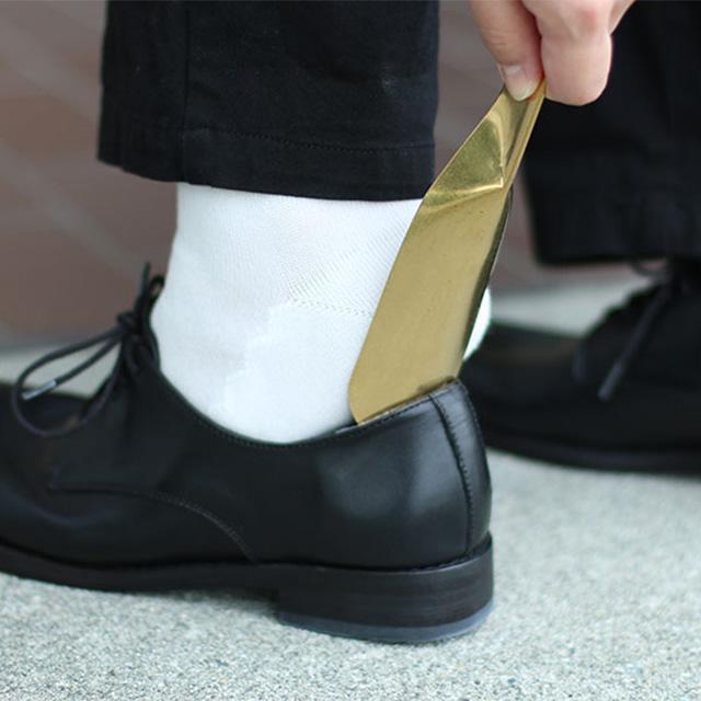真鍮の靴べら