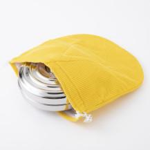 工房アイザワ ゆたんぽカバー 黄色
