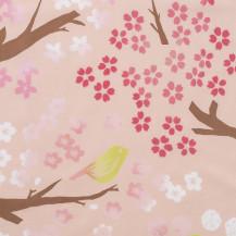 注染手拭い 見上げ桜