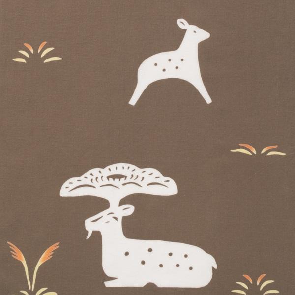 注染手拭い 奈良鹿