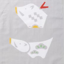注染手拭い 干支玩具【お手頃価格】