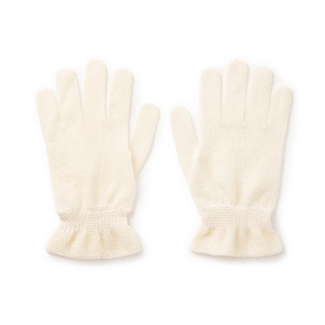 【WEB限定】絹屋 セリシン手袋