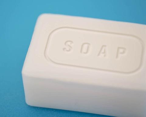 THE SOAP WHITE