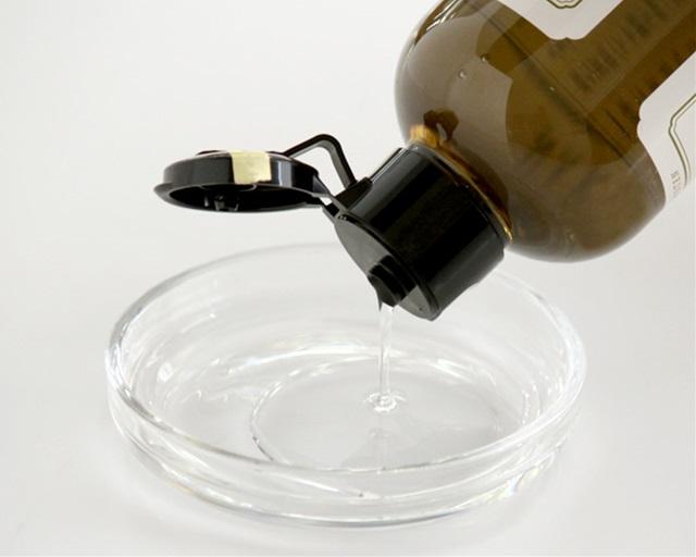 麻之実油のシャンプー