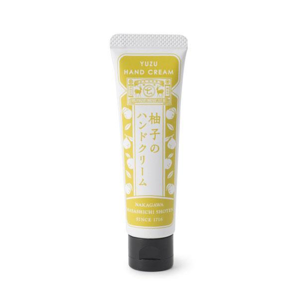 ハンドクリーム 柚子/カミツレ/桜