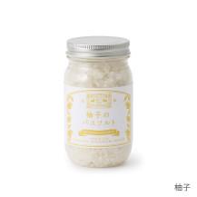 バスソルト 柚子/生姜/ヒノキ