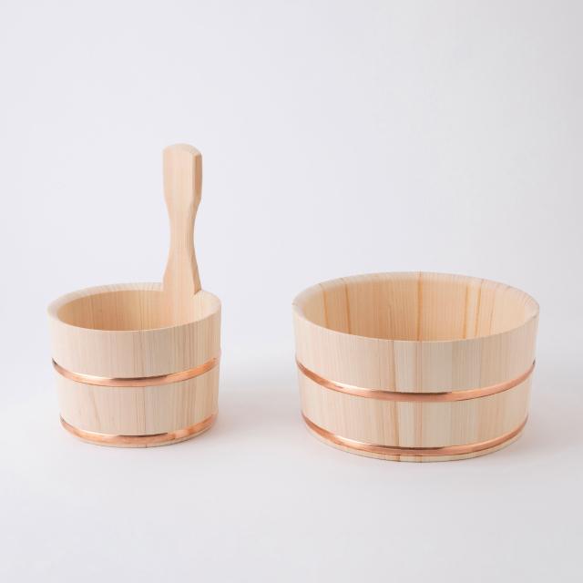 谷川木工芸 湯桶