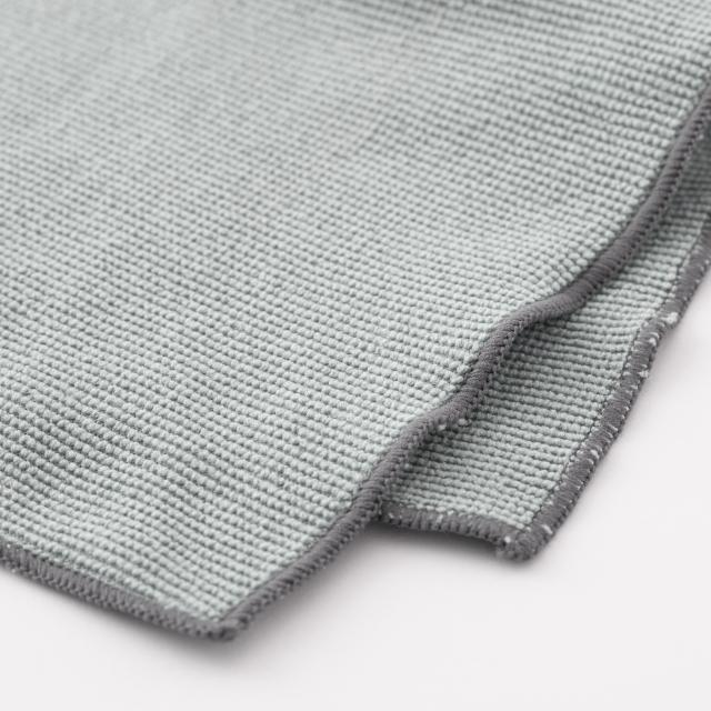 洗剤いらずのパイル編みクロス