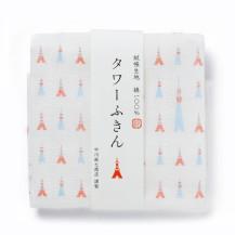 日本市小紋 タワーふきん