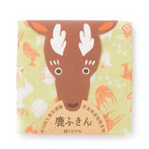鹿ふきん【ポイント6倍】