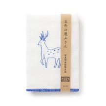 五色の鹿ふきん