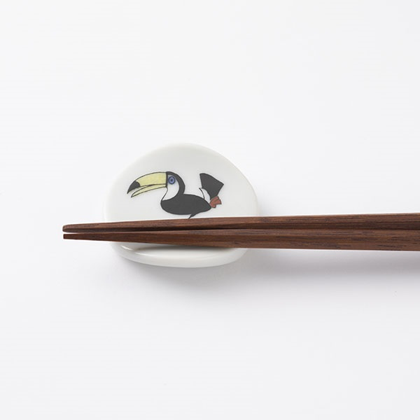 KUTANI SEAL 小鳥の箸置 D
