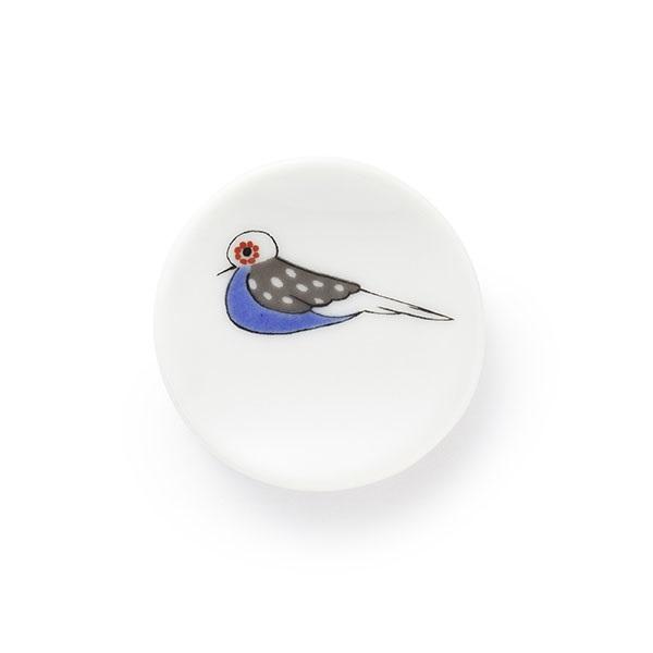 KUTANI SEAL 小鳥の箸置 E
