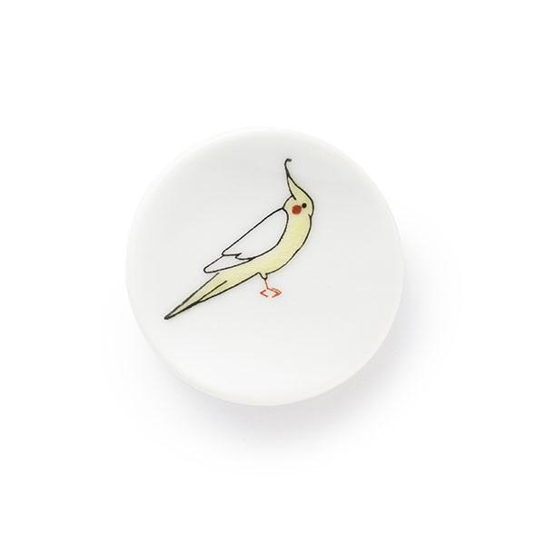 KUTANI SEAL 小鳥の箸置 F