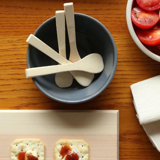 竹のスプーン