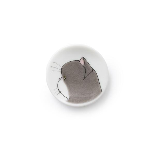 KUTANI SEAL 箸置 ネコ・ジェラシーB