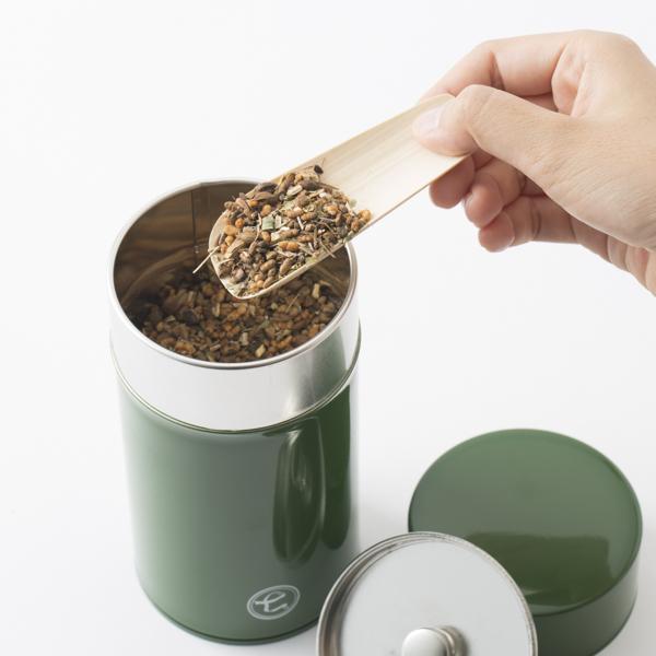 奈良高山で作った茶さじ