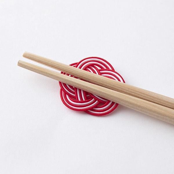 梅結びの祝い箸