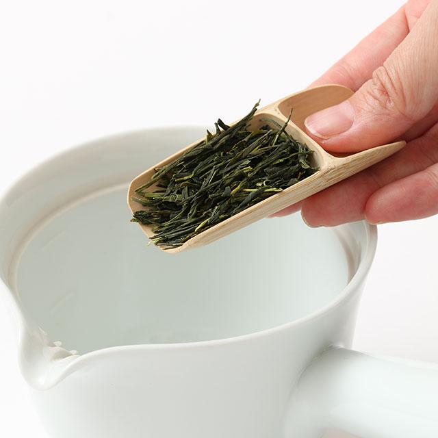はかれる茶さじ 煎茶用