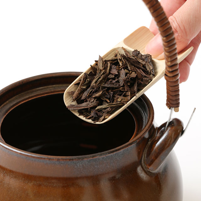 はかれる茶さじ ほうじ茶用