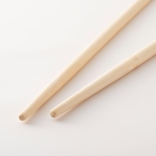 【WEB限定】ヤマチク パスタ箸 無塗装 33cm