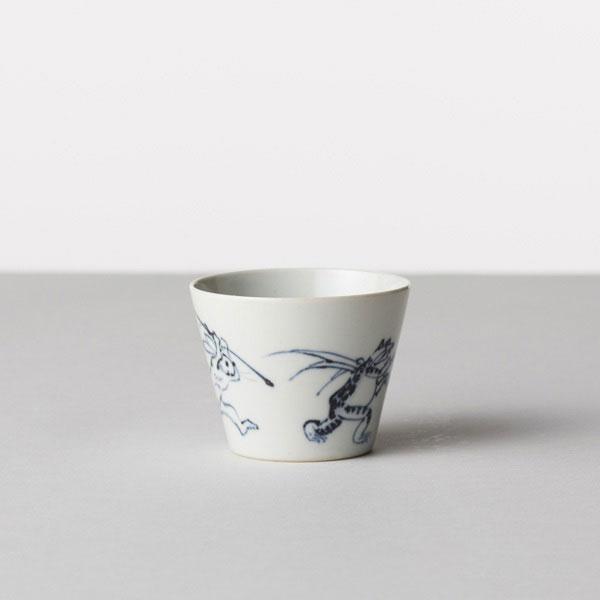 BARBAR 蕎麦猪口大事典 鳥獣戯画