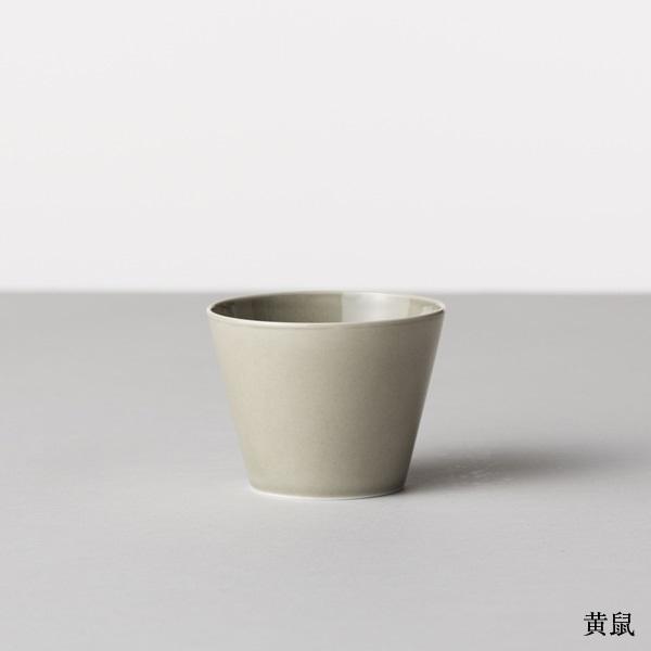 BARBAR 蕎麦猪口大事典 色釉 白淡